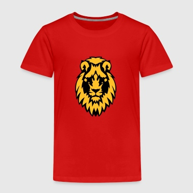 Dde lion animal sauvage feroce 12022 - T-shirt Premium Enfant