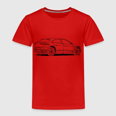 jag outlines - Kids' Premium T-Shirt