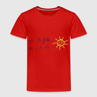 Equation - Kids' Premium T-Shirt