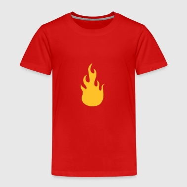 Flamme - Kinder Premium T-Shirt
