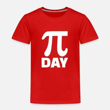 Pi Pi Day - Kinder Premium T-Shirt