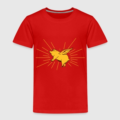 Flying pig - T-shirt Premium Enfant