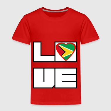 Loveland Roots Guyana - T-shirt Premium Enfant