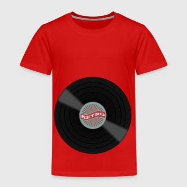 vinyl - Premium T-skjorte for barn