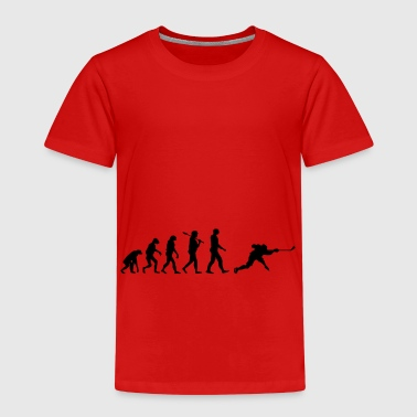 Hockey Evolution Eishockey - Kinder Premium T-Shirt