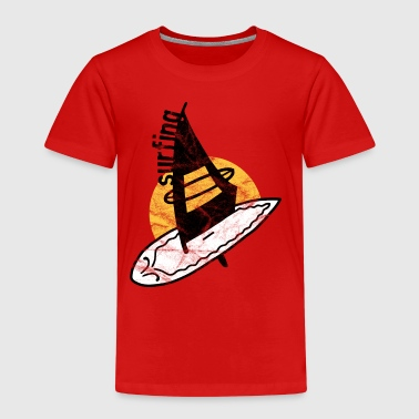 Surf Windsurf - T-shirt Premium Enfant