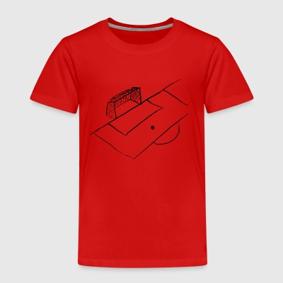 but de football - T-shirt Premium Enfant