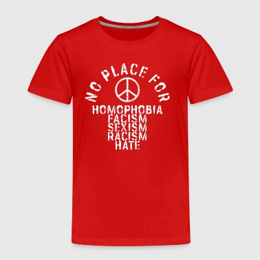 no place for sexism - Kids' Premium T-Shirt