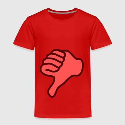 thumbs down - Kids' Premium T-Shirt