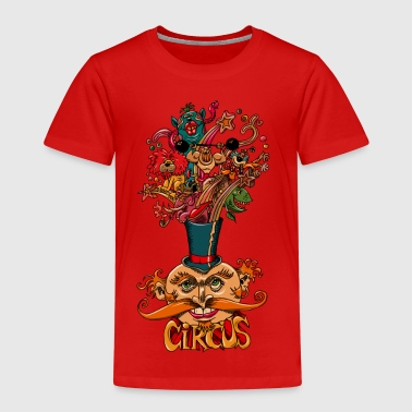 the circus - Kids' Premium T-Shirt
