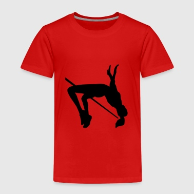 high jump - women - Premium-T-shirt barn
