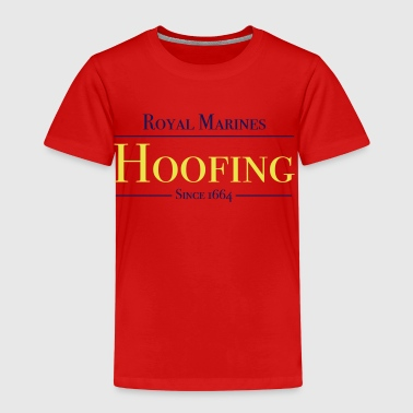 Royal Marines Hoofing Since 1664 - Kids' Premium T-Shirt