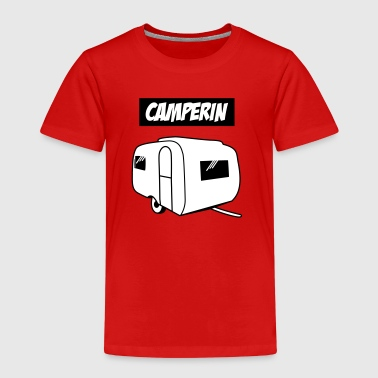 Camperin - Kinder Premium T-Shirt