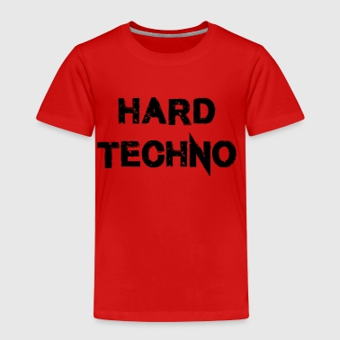 Techno dur - T-shirt Premium Enfant
