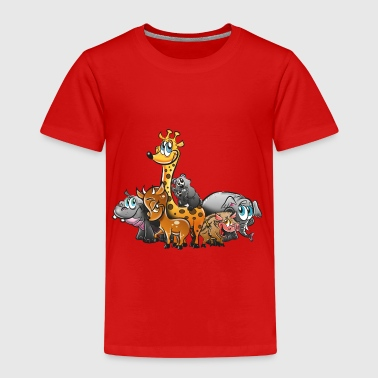 Animal children 2 - Kids' Premium T-Shirt