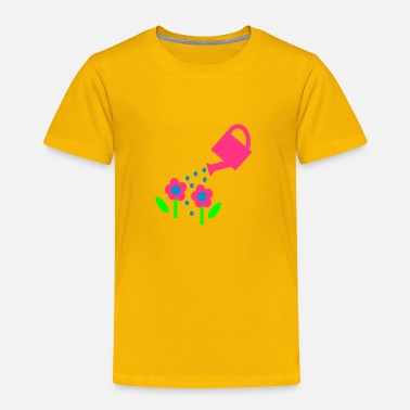 Watering Can watering can - Kids' Premium T-Shirt