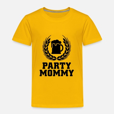 Fuck Mommy Party Mommy Long Sleeve Shirts - Kids' Premium T-Shirt