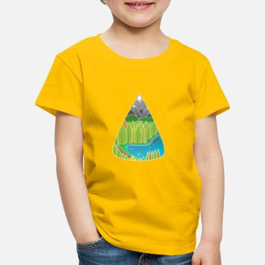 Nature Collection nature - Kids' Premium T-Shirt