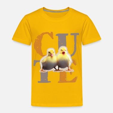 Kids Planet Animal Planet Chick Kid's T-Shirt - Kids' Premium T-Shirt