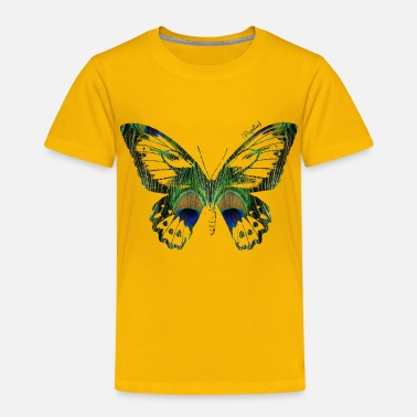 Animal Planet Animal Planet Butterfly - Kids' Premium T-Shirt