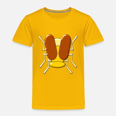 Fly Insect Fly Flying Insect Fly Flying - Kids' Premium T-Shirt