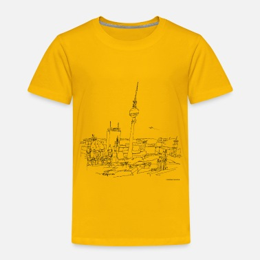 Berlin Berlin Panorama - Kids' Premium T-Shirt