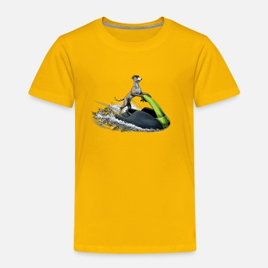 Greyhound Jetski - T-shirt premium Enfant