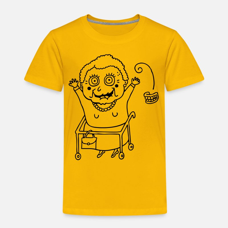 Kids Premium T ShirtHappy Birthday Grandma