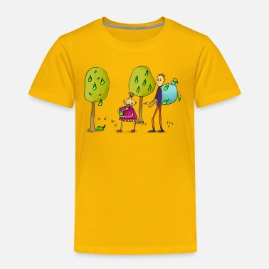 Span Span-length Hansel - Kids' Premium T-Shirt