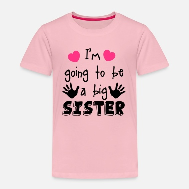 Big big sister - Kids' Premium T-Shirt
