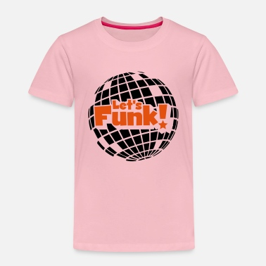 Blaxploitation Discoball - Kids' Premium T-Shirt