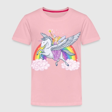 Fairy Girl - T-shirt Premium Enfant