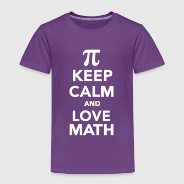 Mathe - Kinder Premium T-Shirt