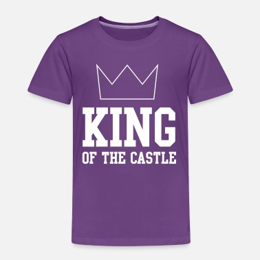 Castle King of the Castle - Kids' Premium T-Shirt