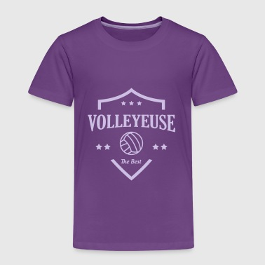 Volleyeuse - T-shirt Premium Enfant