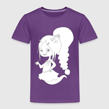 SKICE (GHOST VERSION) - T-shirt Premium Enfant