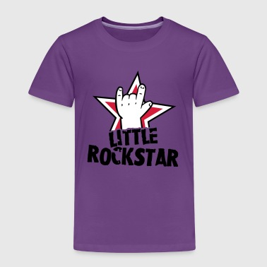 Little Rock Star - Kleiner Rock Star - Musik-Stern - Kids' Premium T-Shirt