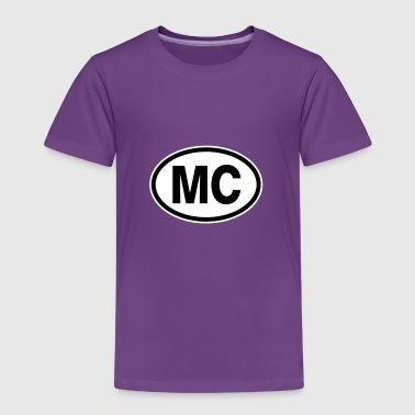 MC Monaco - Kids' Premium T-Shirt