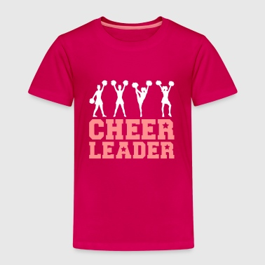 Cheerleader - Kinder Premium T-Shirt