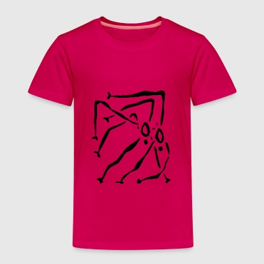 stickman - Kids' Premium T-Shirt
