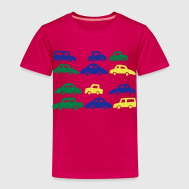 cars - Premium-T-shirt barn