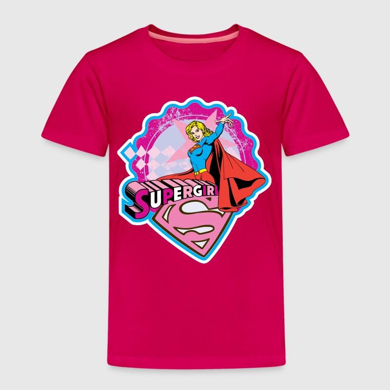 supergirl pattern von supergirl spreadshirt. Black Bedroom Furniture Sets. Home Design Ideas