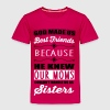 God made us best friends - BFF - Premium-T-shirt barn