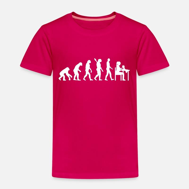 Nähen Kids Premium T Shirt Spreadshirt