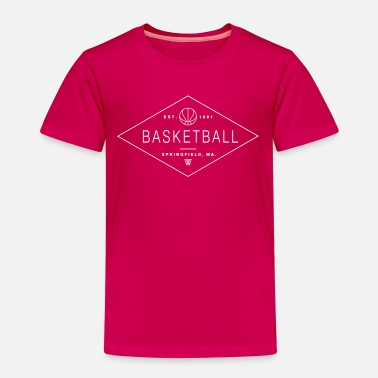 Retro Basketball Retro Basketball - Kids' Premium T-Shirt
