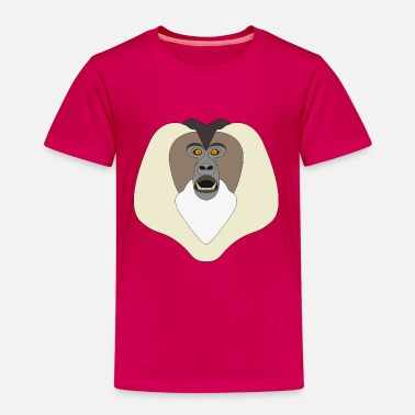 Macaque Macaque !!! - T-shirt Premium Enfant