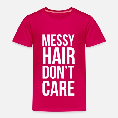 Hair Messy Hair - Kids' Premium T-Shirt