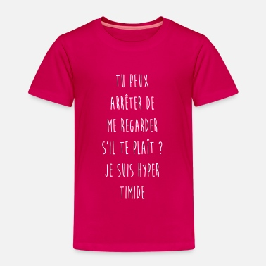 Phrases Drague Le Loveur N2 - T-shirt Premium Enfant