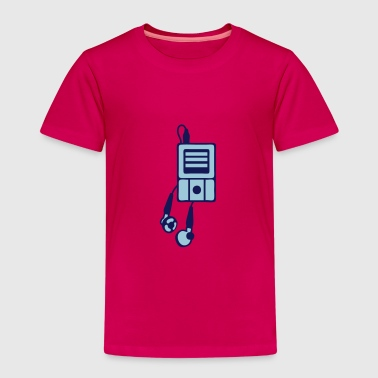 Mp3 Player MP3-Player - Kinder Premium T-Shirt