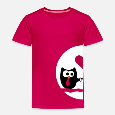 Couples Owls right - Valentine'S Day - Kids' Premium T-Shirt